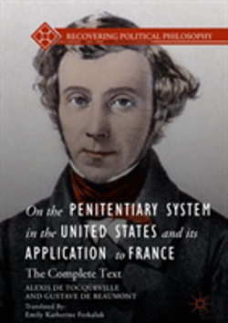 Bertrand.pt - On The Penitentiary System In The United States And Its Application To France