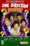 One Direction Official Quiz Book