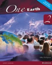 One Earth Student'S Book 2 With Ebook