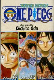 One Piece: Water Seven 34-35-36, Vol. 12