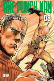 One-Punch Man N.º 8
