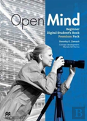 Open Mind British Edition Beginner Level Digital Student'S Book Pack Premium