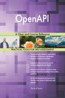 Bertrand.pt - Openapi A Clear And Concise Reference