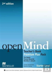 Openmind 2nd Edition Ae Starter Level Teacher'S Book Premium Plus Pack