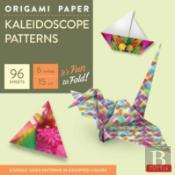 Origami Paper Kaleidoscope Patterns 6 96