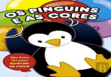 Os pinguins e as cores