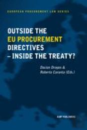 Outside The Eu Procurement Directives - Inside The Treaty?