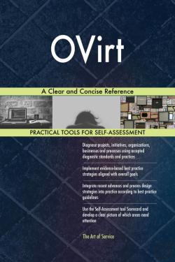 Bertrand.pt - Ovirt A Clear And Concise Reference