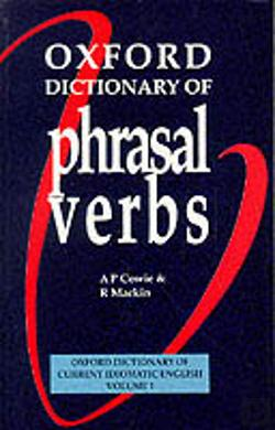 Bertrand.pt - Oxford Dictionary Of Phrasal Verbs