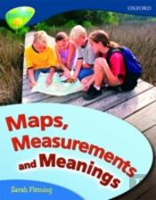 Oxford Reading Tree: Stage 14: Treetops Non-Fiction: Maps, Measurements And Meanings
