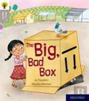 Oxford Reading Tree Story Sparks: Oxford Level 1: The Big, Bad Box