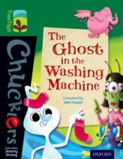 Oxford Reading Tree Treetops Chucklers: Level 12: The Ghost In The Washing Machine