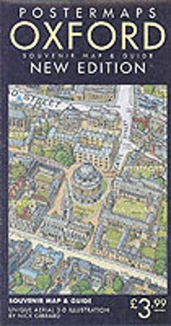 Bertrand.pt - Oxford Souvenir Map And Guide