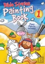 Painting Book 1 - Bible Stories