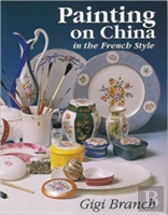 Painting On China In The French Style