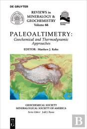 Paleoaltimetry