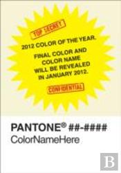 Pantone Colour Of The Year Journal 2012