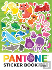 Pantone Sticker Book With Posters
