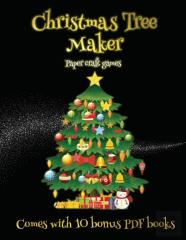 Paper Craft Games (Christmas Tree Maker)