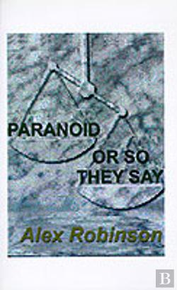 Bertrand.pt - Paranoid, Or So They Say