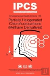 Partially Halogenated Chlorofluorocarbons (Methane Derivatives)