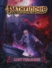 Pathfinder Campaign Setting: Lost Treasures