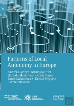 Bertrand.pt - Patterns Of Local Autonomy In Europe