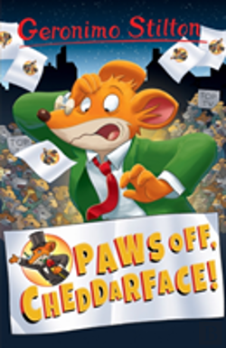 Paws off cheddarface geronimo stilton geronimo stilton livro bertrand paws off cheddarface geronimo stilton fandeluxe Gallery