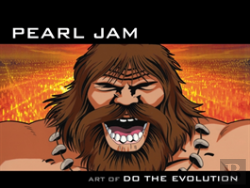 Bertrand.pt - Pearl Jam: Art Of Do The Evolution