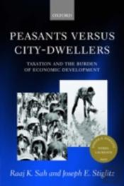 Peasants Versus City-Dwellers