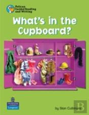 Pelican Guided Reading And Writing What'S In The Cupboard Pack Of 6 Resource Books And 1 Teachers Book