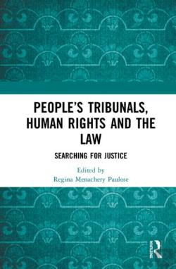 Bertrand.pt - People'S Tribunals, Human Rights And The Law