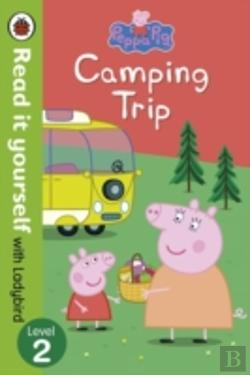Bertrand.pt - Peppa Pig: Camping Trip - Read It Yourself With Ladybird