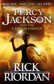 Percy Jackson And The Last Olympi