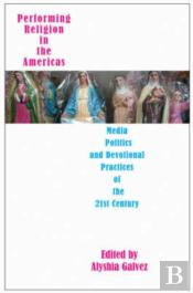 Performing Religion In The Americas
