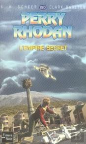 Perry Rhodan T.220; L'Empire Secret