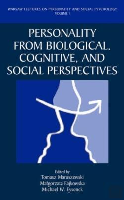 Bertrand.pt - Personality From Biological, Cognitive, And Social Perspectives