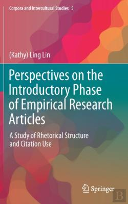 Bertrand.pt - Perspectives On The Introductory Phase Of Empirical Research Articles