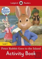 Peter Rabbit: Goes to the Island Activity Book - Ladybird Readers: Level 1