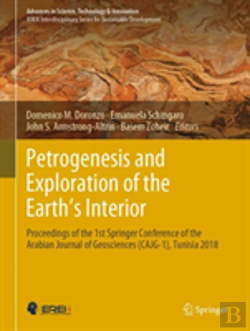 Bertrand.pt - Petrogenesis And Exploration Of The Earth'S Interior