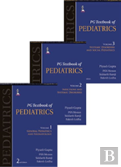 Pg Textbook Of Pediatrics 3 Vols