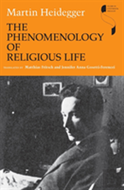 Phenomenology Of Religious Life