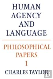 Philosophical Papershuman Agency And Language