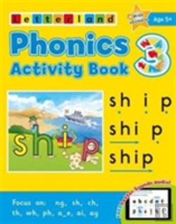 Bertrand.pt - Phonics Activity Book 3
