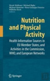 Physical Activity And Nutrition
