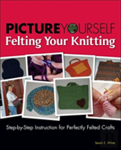Picture Yourself Felting Your Knitting