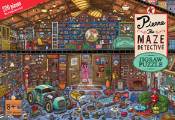 Pierre The Maze Detective: Jigsaw Puzzle
