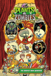 Plants Vs. Zombies Volume 9