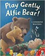 Play Gently, Alfie Bear!