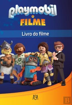 Bertrand.pt - Playmobil, O Filme - Livro Do Filme